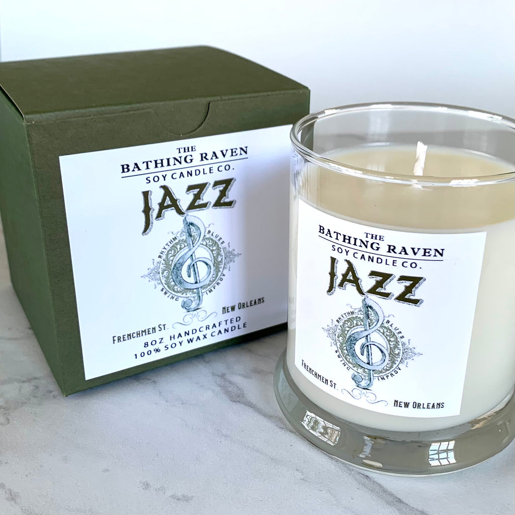 Jazz | New Orleans Collection Soy Candle