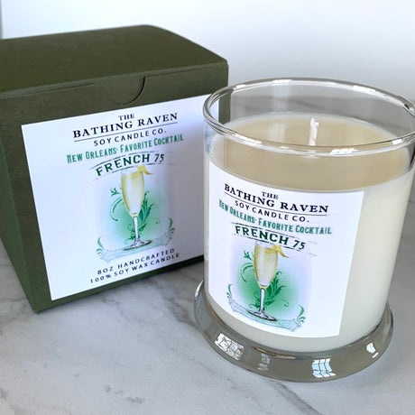 French 75 | New Orleans Collection Soy Candle