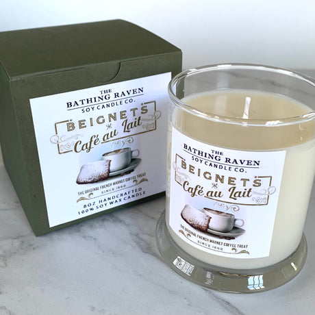 Beignets & Cafe au Lait | New Orleans Collection Soy Candle