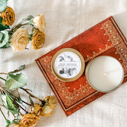 Love Letters | Petite Gold Collection Soy Candle