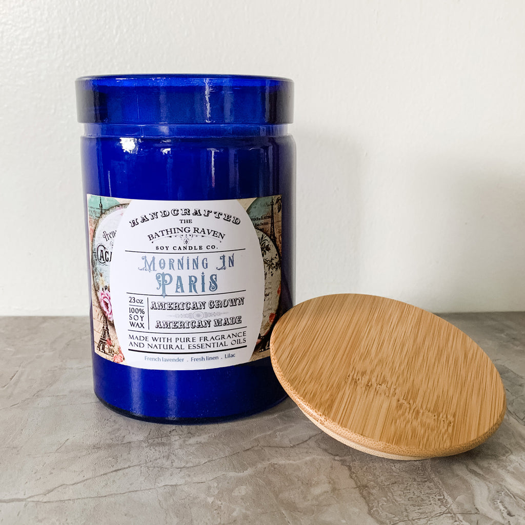 Morning In Paris | 23oz Modern Apothecary Collection Soy Candle