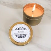 Mimosa | Petite Gold Collection Soy Candle