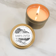 Pumpkin Souffle | Petite Gold Collection Soy Candle