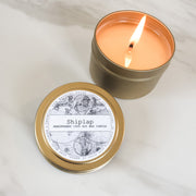 Shiplap | Petite Gold Collection Soy Candle