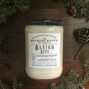 Sleigh Ride | Farmhouse Mason Collection Soy Candle