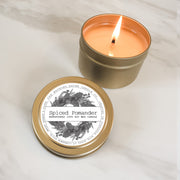 Spiced Pomander | Petite Gold Collection Soy Candle