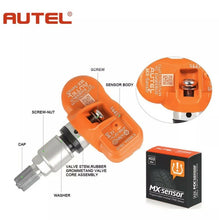 AUTEL MX-Sensor 433MHz Programing TPMS Sensor Tool for Tire Pressure Mornitor US