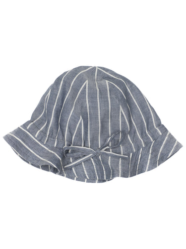 Serendipity Summer Hat - Blue Stripe