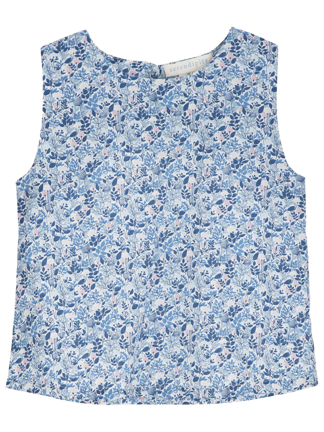 Serendipity Tank Top - Flowerfield