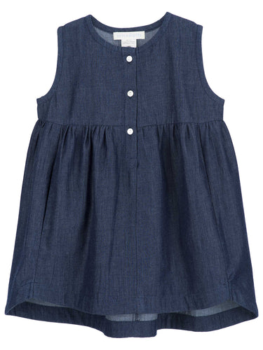 Serendipity Dress - Denim