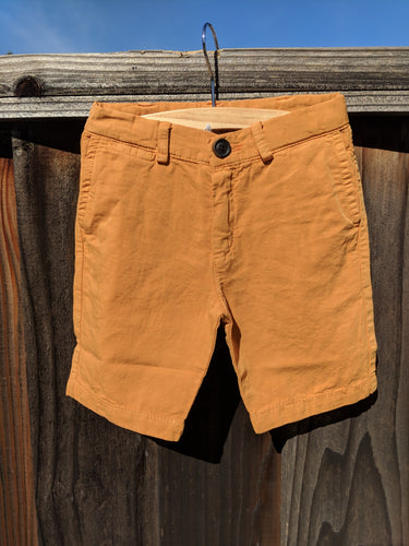 Morley Dressed Shorts - Kurkuma