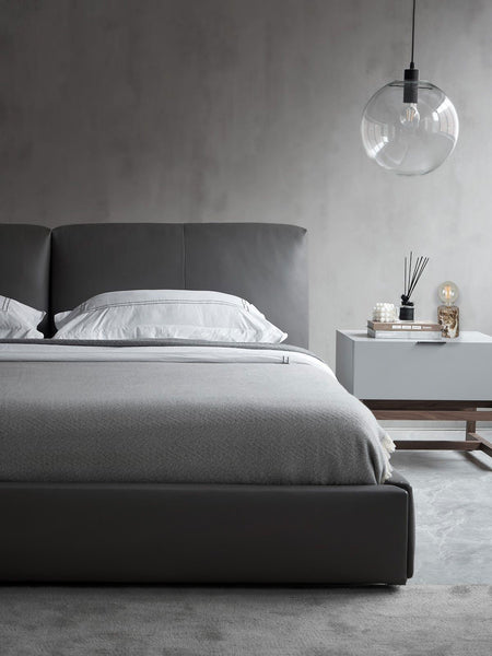 JnM home bedroom setting for new catalogue exciting new contemporary look
