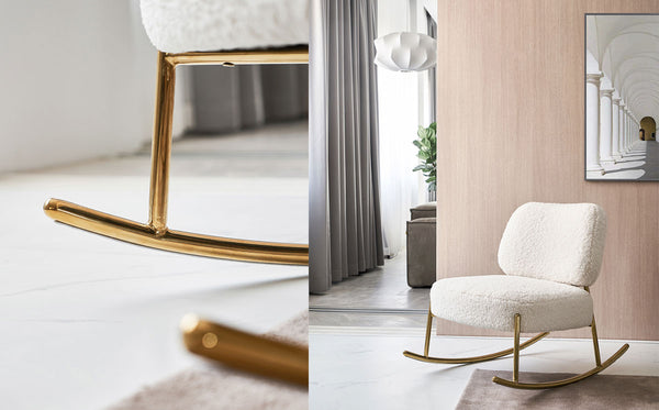 J&M Golden rules - Contemporary decor accents with a spark - sicilly chair