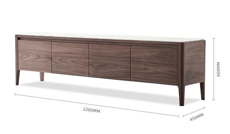 Caen TV Unit