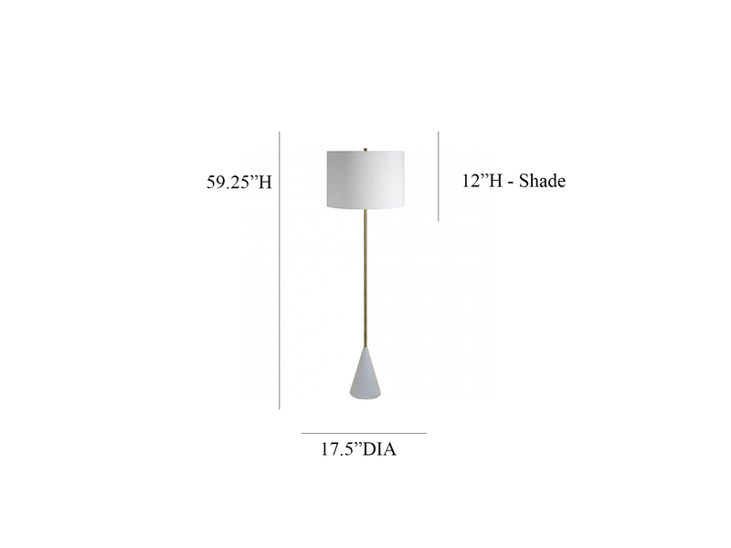 LACUNA Floor Lamp
