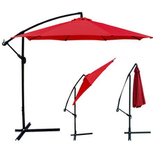 10' Patio Outdoor Umbrella Offset Hanging ™