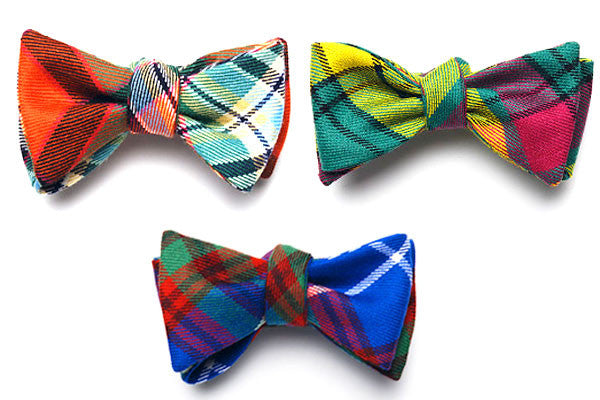 3 Types Of Bow Tie