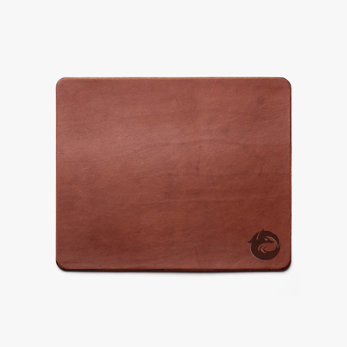 Premium Leather Mousepad XL