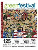 Maureen speaks at Green Fest