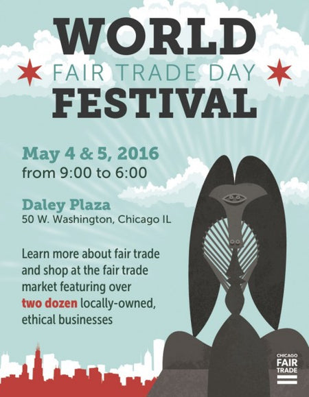 CELEBRATE WORLD FAIR TRADE DAY AT DALEY PLAZA!