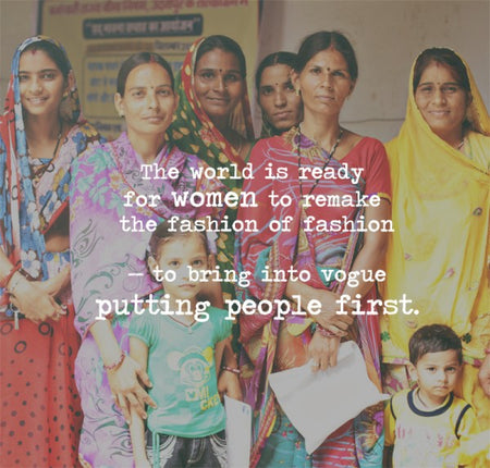 ETHICAL CHIC: HOW WOMEN CAN CHANGE THE FASHION INDUSTRY