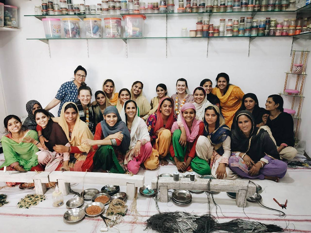 The Artisans Behind Our Fair Trade Jewelry