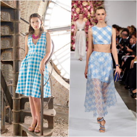 GINGHAM STYLE AND OTHER SPRING TRENDS