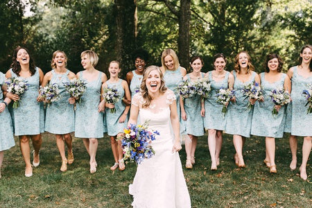 AN ETHICAL WEDDING MUST-HAVE: FAIR TRADE BRIDESMAID DRESSES