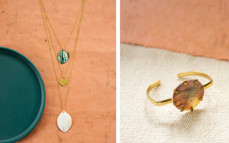 Statement Jewelry for Your Winter Getaway