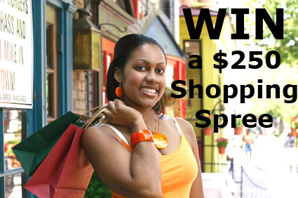 Win a $250 Fair Trade Shopping Spree