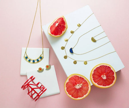 TREND TO TRY NOW: TROPICAL JEWELRY!