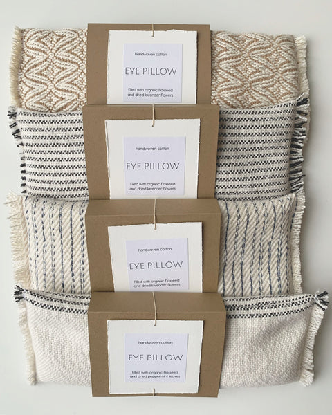 galentine's day gift - eye pillow from elyra textiles