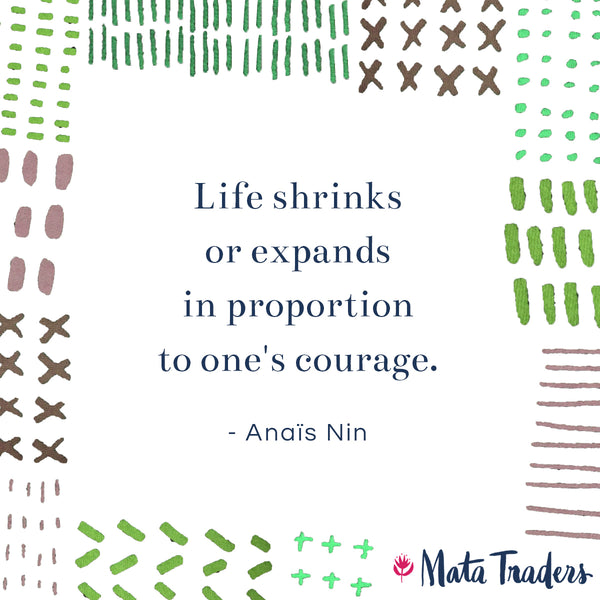 Anais Nin Women Empowerment Quote