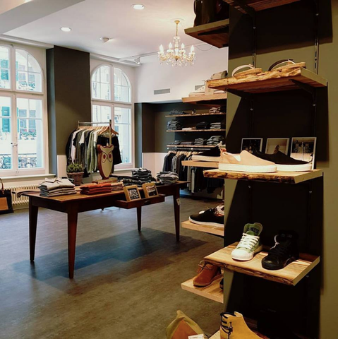 Stoor is an Ethical Shop in Fair Trade Town Bern, Switzerland