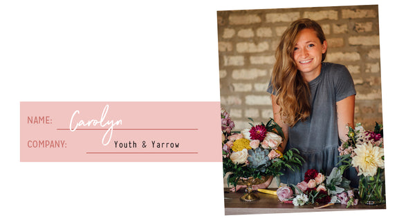 Q&A with Youth and Yarrow Founder Carolyn