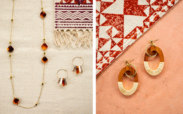 Statement Jewelry from Mata Traders for Your Next Vacation