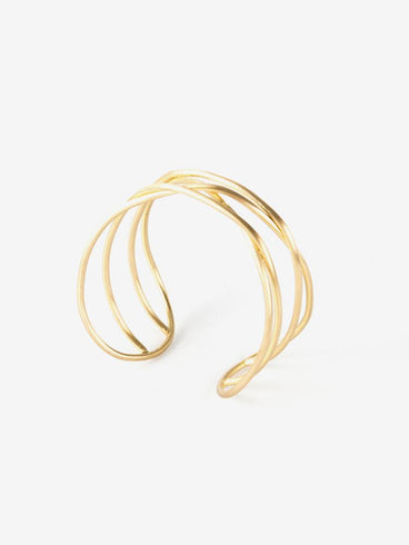 Cohesion Cuff Gold