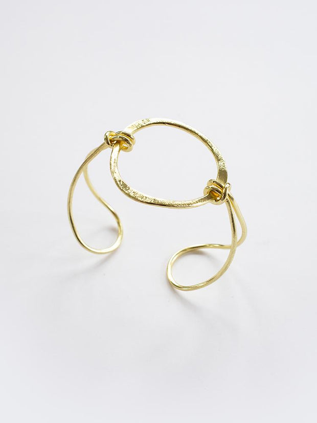 New Day Cuff Gold
