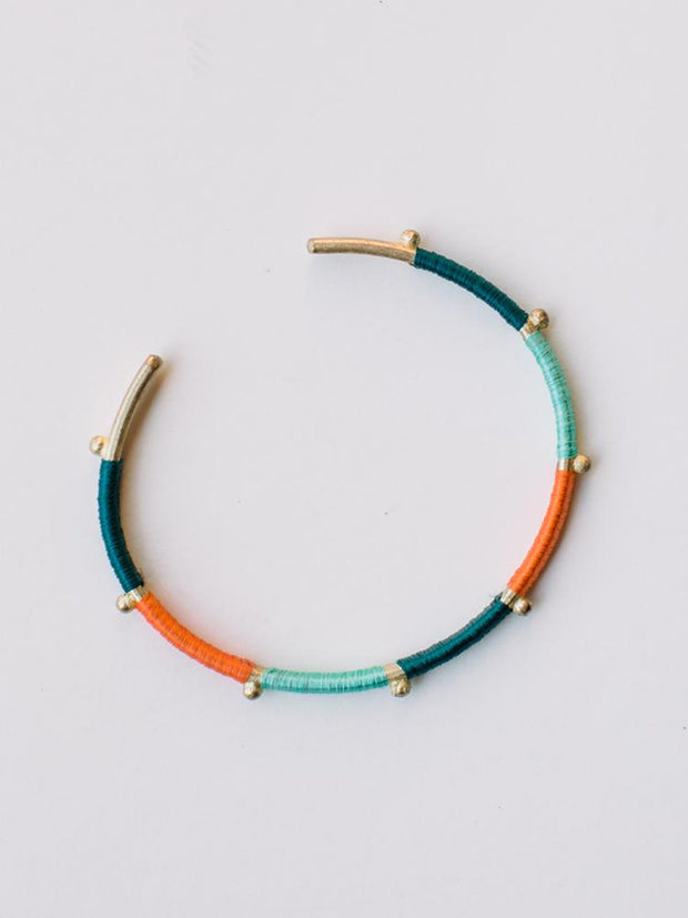 Vibrant Threads Bangle Multi