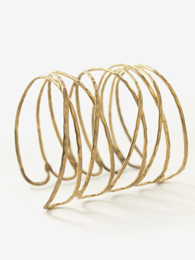 Wind And Water Bracelet Gold