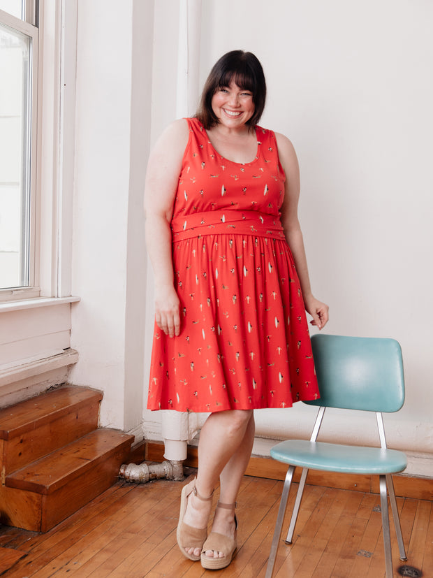 Asheville Plus Size Dress