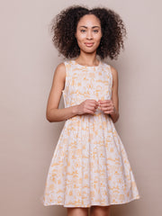 Dilly Dally Dress Voyager Sand