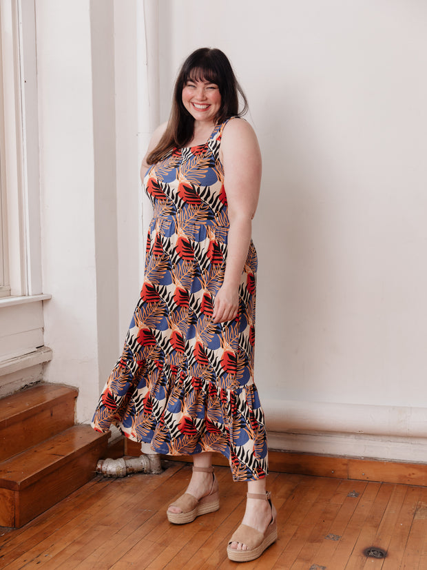 Opal Plus Size Dress