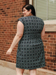 Artsy Traveler Plus Size Dress