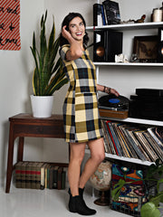 Belmore Dress Goldenrod