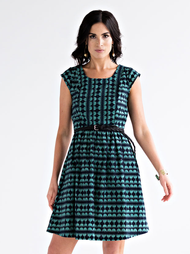 Chilmark Dress Jade