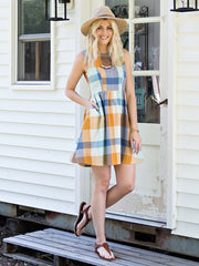 Dilly Dally Dress Pastel