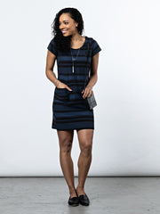 Kensington Dress Midnight