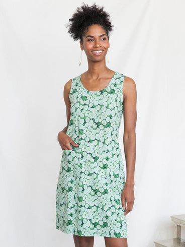 Lisbon Shift Dress Jasmine