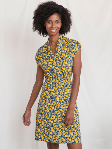 Midtown Dress Citrine